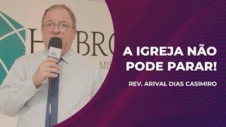 Informações sobre a Fase Emergencial   Rev. Arival Dias Casimiro