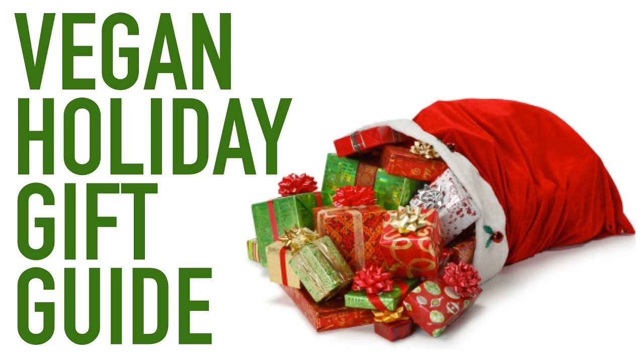 The BEST Vegan Christmas Gift Guide Ever + 10% Discount! - YouTube
