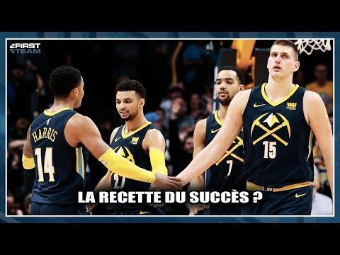 DENVER NUGGETS : LA RECETTE DU SUCCÈS ? First Talk NBA 69