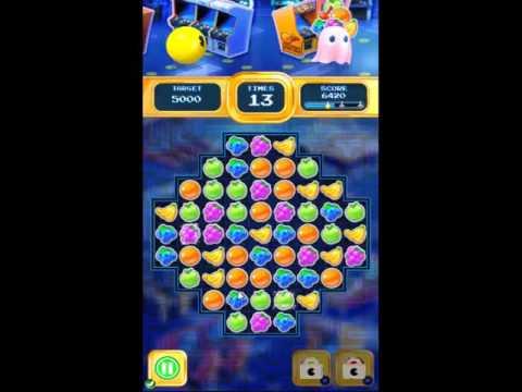 パックマンパズルツアー ステージ 14 / PacMan Puzzle Tour Stage 14