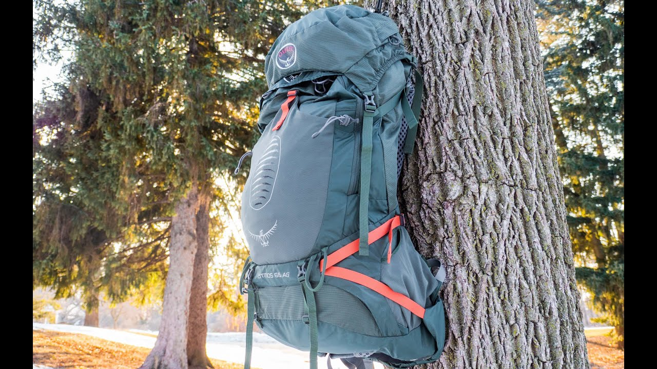 osprey atmos 65 packing guide