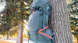 Osprey Atmos AG 65 EX-Pack - Hands on Review