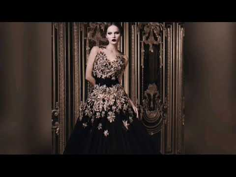 30 Vestidos De Novia Color Negro Youtube