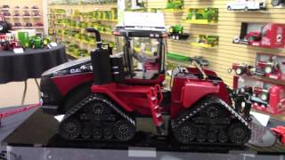 20th anniversary case ih quadtrac tractors from ertl