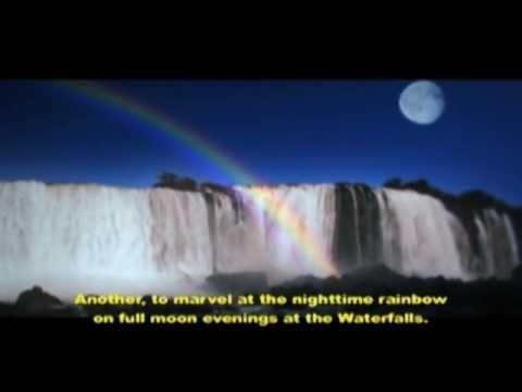 Foz do Iguaçu Destino do Mundo (Destination of the World) - ENGLISH