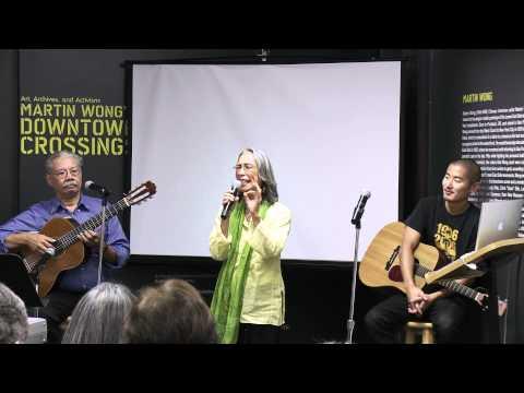 Yellow Pearl  Performed  Nobuko Miyamoto, Charlie Chin, and Taiyo Na