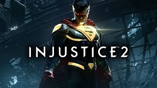 INJUSTICE 2 - Complete Story Mode Walkthrough (1080p 60fps)