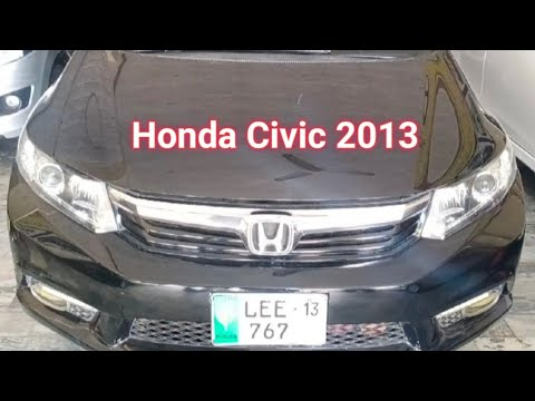 Honda Civic 2013 Modal Review | Honda Civic 1.8 Review | Honda Civic