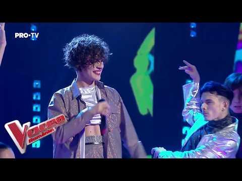 Elena Ilie - TONES AND I - DANCE MONKEY | LIVE 2 | Vocea Romaniei 2019