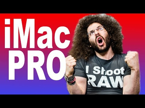 Apple iMac Pro Preview: The Fastest Mac Ever, is it Worth It?