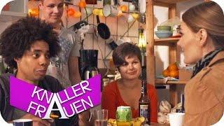 WG-Casting in der Knallerfrauen-WG