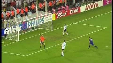 Deutschland-Italien 0-2