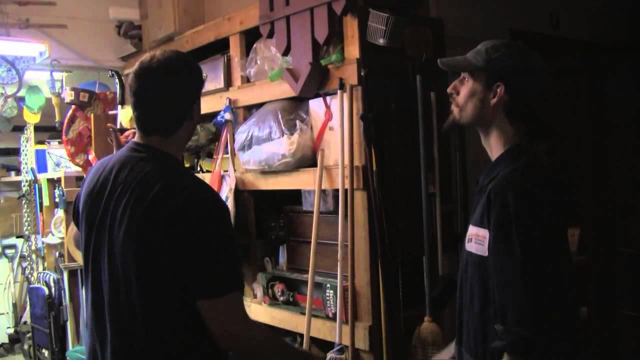 Garage door repair man hd comedy sketch youtube garage door repair man hd comedy sketch rubansaba