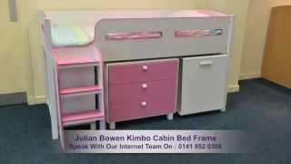 Julian Bowen Kimbo Cabin Bed Frame