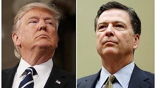 Donald Trump and James Comey, From YouTubeVideos