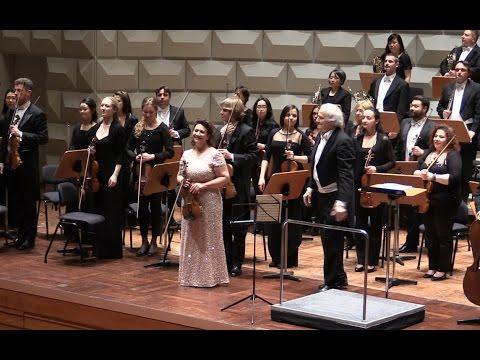 Ervis Gega - Bruch Violin Concerto No. 1 in G Minor, Op. 26