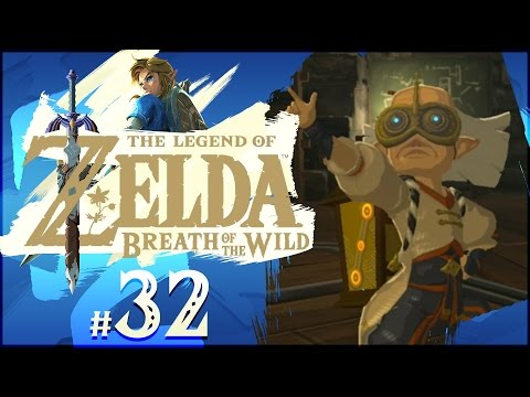 The Legend of Zelda: Breath of the Wild - Part 32 | Katosa Aug Shrine + Akkala Ancient Tech Lab !