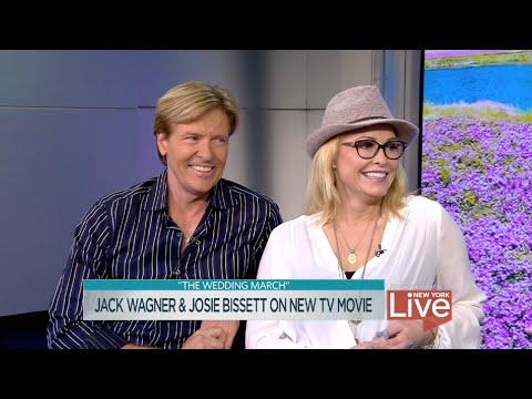 Jack Wagner & Josie Bissett on