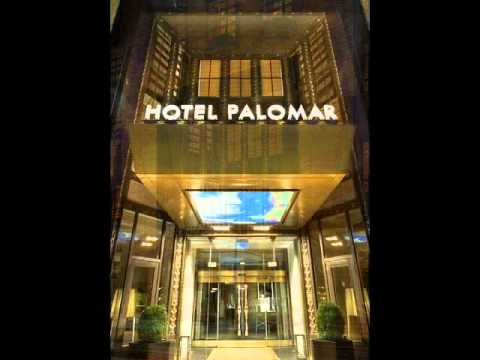 hotel palomar philadelphia kimpton youtube. Black Bedroom Furniture Sets. Home Design Ideas