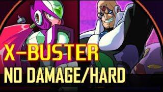 MegaMan X Collection 2 - Challenge 6-3 (Nightmare Zero + Psycho Sigma) Hard mode / No Damage