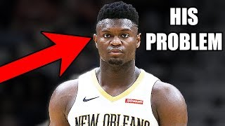 The REAL Problem With Zion Williamson In The NBA (Ft. NBA Weight, Knees, & Pelicans Muscle)