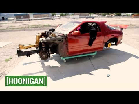 [HOONIGAN] Unprofessionals EP2: Fixing Drift Cars with $100k Science