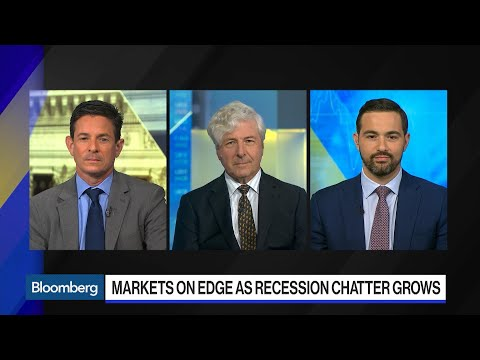 Markets on Edge as Recession Fears Increase