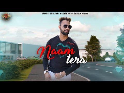 NAAM TERA - Param Pabla (Official Video) Gill Saab