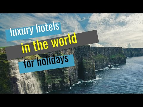 The Most Luxurious Hotels In The World || Hotel Industry