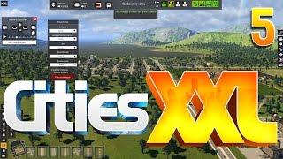 Cities XXL #5 Handel und Arbeit Der Städtebau Simulator mit Wirtschaft und Transport deutsch HD