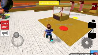 PLAYING ROBLOX (PARTIE2)