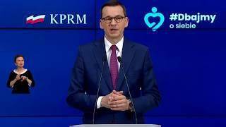 Koronawirus w Polsce. Nowe zasady dot. noszenia maseczek, luzowanie obostrzeń w sklepach