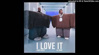 Kanye West & Lil Pump - I Love It (Official Instrumental)