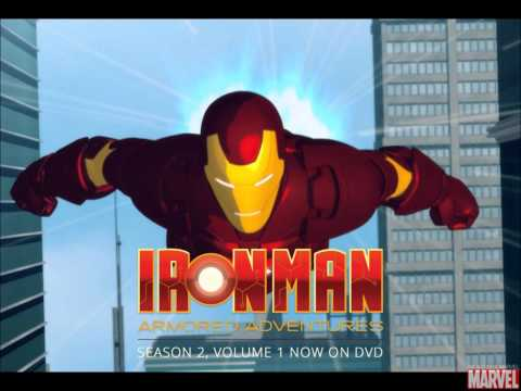 Awesome TV Music 1: Iron Man Armored Adventures Theme