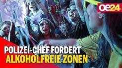 Nach Corona-Partys: Polizei-Chef fordert alkoholfreie Zonen