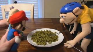 SML Movie - Jeffy And The Beanstalk But Only When They Say Green Bean(s)