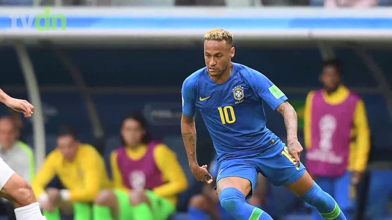 Em jogo dramático, Brasil vence a Costa Rica com gols de Coutinho e Neymar