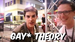 iDubbbz and MatPat - I'm Gay! But hey, that's just a theory, a GAY THEORY!