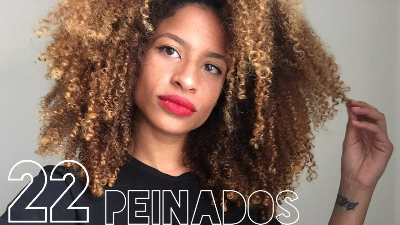Sencillo y bonito peinados para pelo rizado Colección De Consejos De Color De Pelo - 22 peinados para cabello rizado | FRIZZYDESI - YouTube