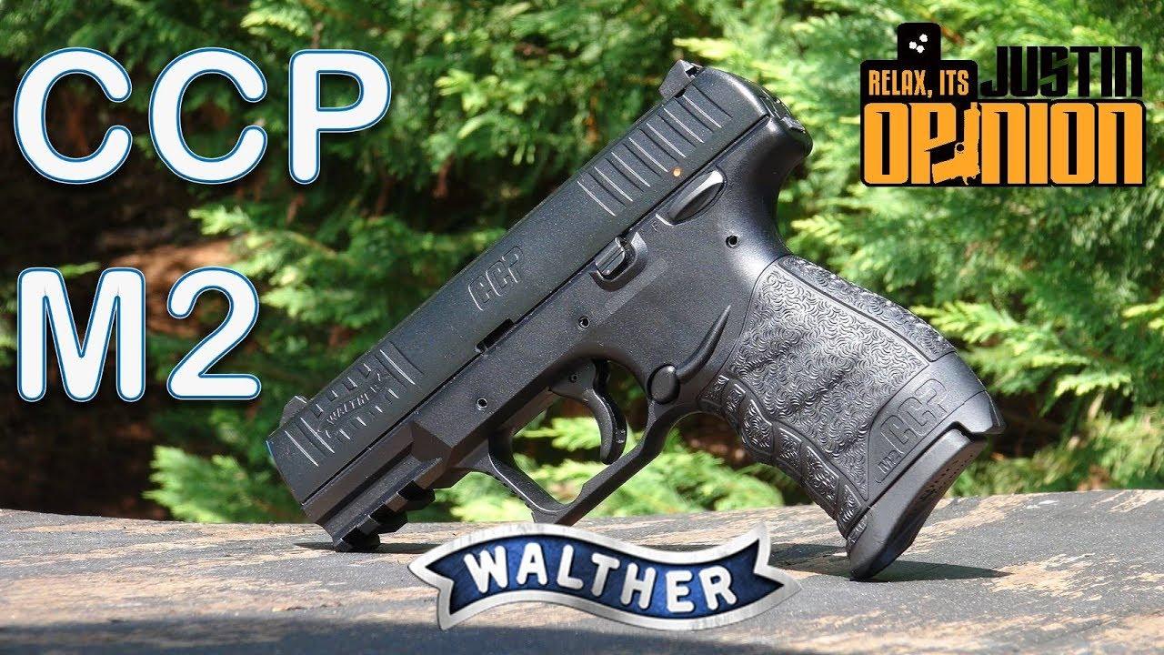 *NEW* Walther CCP M2 - No more tools!