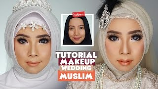 Download Video Tutorial Wedding Makeup untuk Wajah Perawatan Yang Licin | Full Coverage MP3 3GP MP4