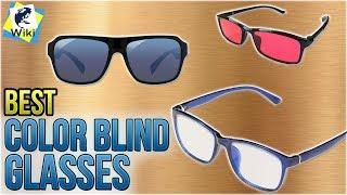 7 Best Color Blind Glasses 2018