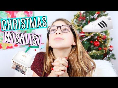 CHRISTMAS WISH LIST 2017 - Tween gift ideas