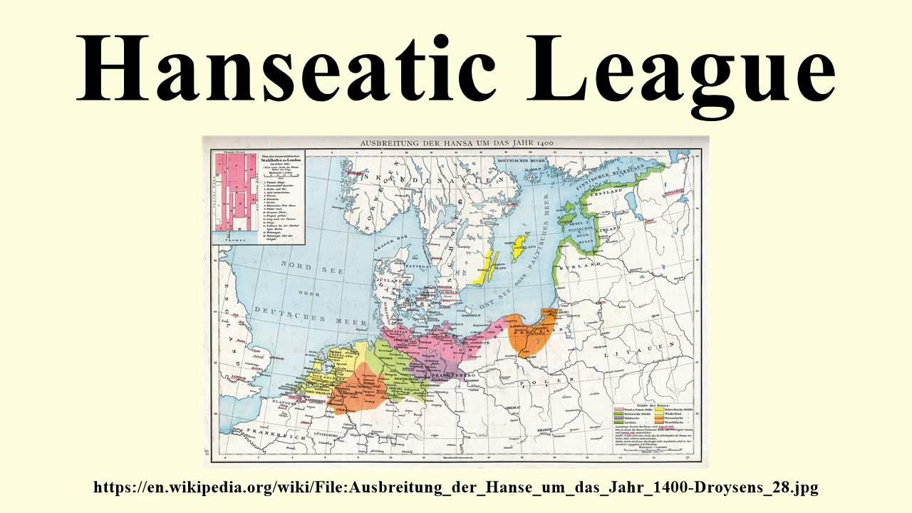 Hanseatic League Youtube
