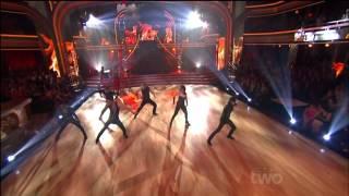 DWT 2012 Result Show - Macy's Stars of Dance - Alex Wong Blake Jason Ricky Mollee