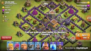 Clash of clans PL#1 Omówienie wioski.