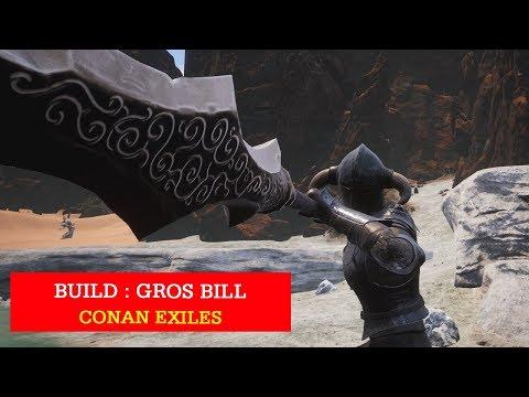 Comment faire un gros bill ? #Conan Exiles