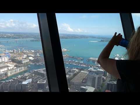 Auckland New Zealand 2019/ 4K Video