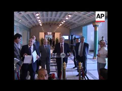 Arab League holds emergency meeting over Al Aqsa tension