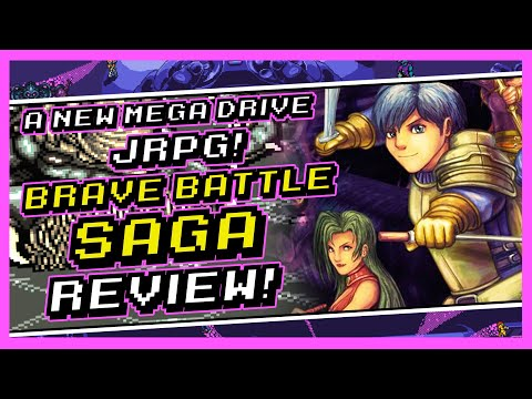 Brave Battle Saga Review - St1ka's Retro Corner (Sega Genesis / Mega Drive)